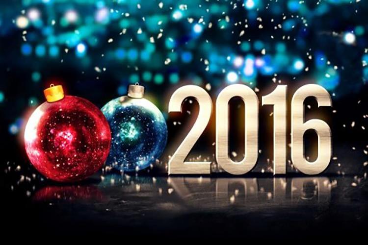 Prettige feestdagen en gelukkig nieuwjaar!